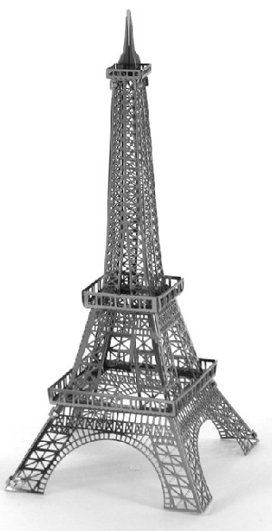 Eiffel Tower - Metal Earth 3D Model Puzzle