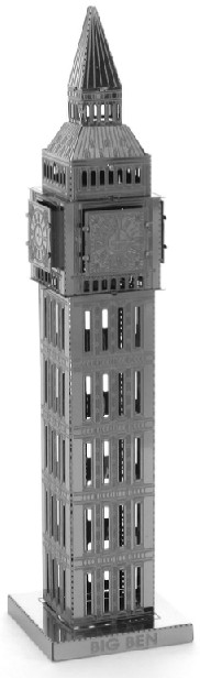 Big Ben - Metal Earth 3D Model Puzzle