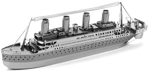 Titantic Ship - Metal Earth 3D Model Puzzle