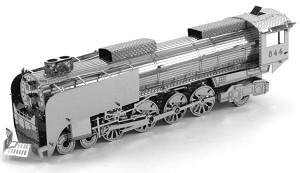 Steam Locomotive - Metal Earth 3D Model Puzzle