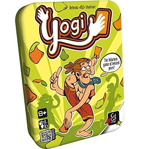 Yogi Party Fun Game For the All Family By Gigamic