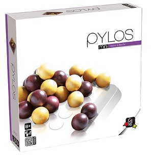 Paylos Mini - Wooden Strategy Game by Gigamic