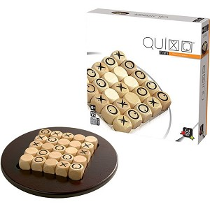 Quixo Mini - Wooden Strategy Game by Gigamic
