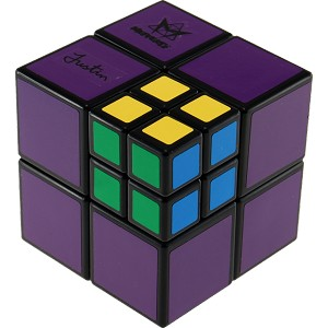Pocket Cube 4 Color Edition - Meffert's Rotation Brain Teaser Puzzle