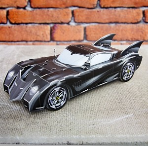 Batman 3d car puzzle - Build Your Batmobile Car