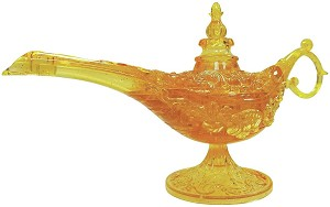 3D Crystal Puzzle Magic Lamp