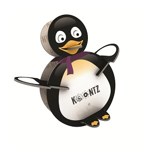 The Teetering Penguin - Educational Scientific Puzzle Toy